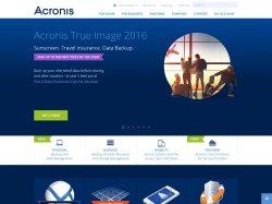 Acronis indirim kuponu screenshot