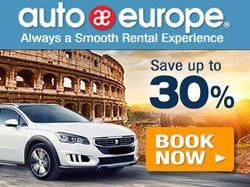 Auto Europe Car Rentals indirim kuponu screenshot