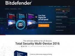 BitDefender indirim kuponu screenshot