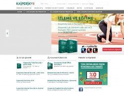 Kaspersky indirim kuponu screenshot