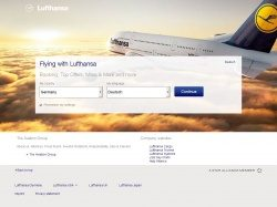 Lufthansa Türkiye indirim kuponu screenshot