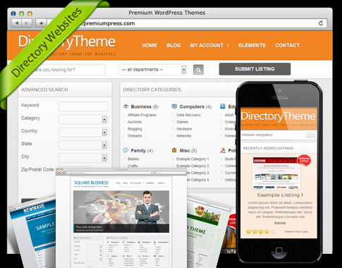 Wordpress Responsive Theme by PremiumPress %75 indirim kupon kodu